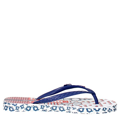 Femme 23910 Tongs Bleu Blanc Ipanema 81562 w0aPqH