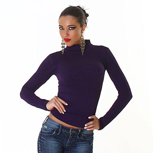 B[ ]X - Camisas - suéter - para mujer Violeta