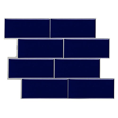 STICKGOO Peel and Stick Subway Tile, Stick on Vinyl Tiles Backsplash for -