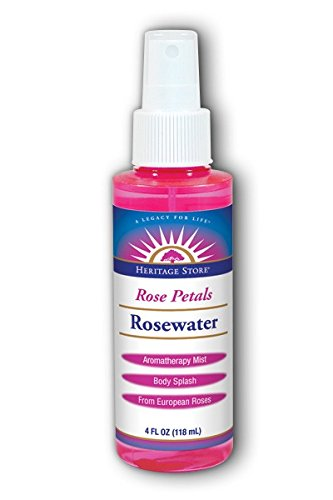 Rosewater Heritage Store 4 oz Liquid ()