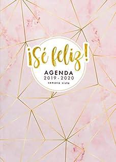 Agenda 2019 2020: Agenda 2019/2020 15 meses Agenda Semanal ...