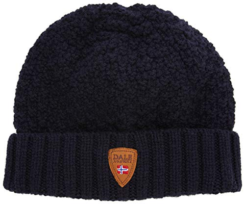 DALE OF NORWAY Unisex Ulv Hat Navy One Size