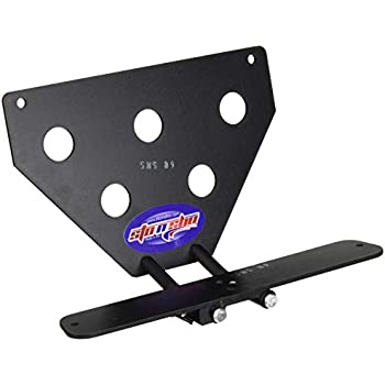 Quick Release Front License Plate Bracket For CHEVY Camaro 1LT 2LT RS 1SS 2SS