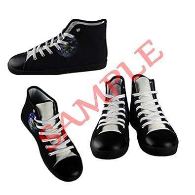 Custom Womens Fashion DIY Image Hand Top Canvas Sneaker Shoes