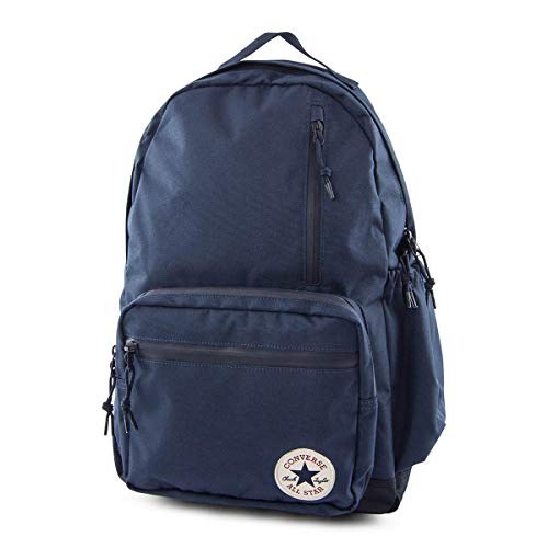 002 Unisex Laptop 10007271 Converse Go Backpack Navy a02 Blue qBRt0zc