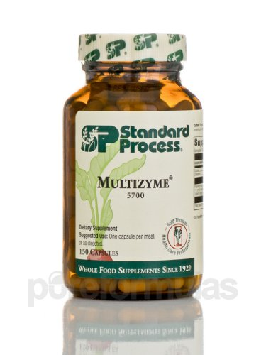 Standard Process Multizyme 150 C