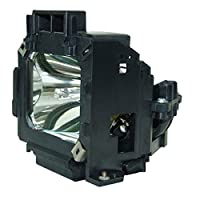 Lutema ELPLP15 Epson ELPLP15 V13H010L15 Replacement LCD/DLP Projector Lamp (Philips Inside)