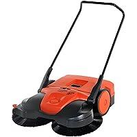 Haaga 697 Profi-line Battery Powered Triple Brush Sweeper, 38 Width