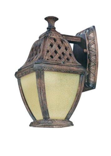 Biscayne Wall Lantern in Biscayne Bulb Type: Fluorescent ()