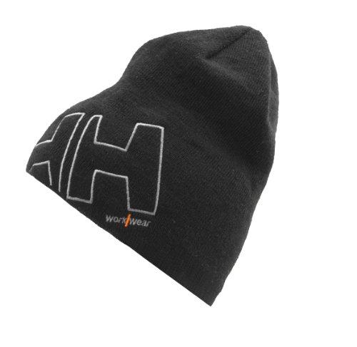 Helly Hansen 970-STD79830 Hh Ww Gorro, Talla STD negro