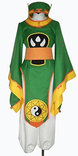 FOCUS (Syaoran Li Costume)