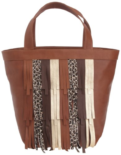Tatoosh Senegal - Bolso para mujer Marrón (Braun (Caramel))