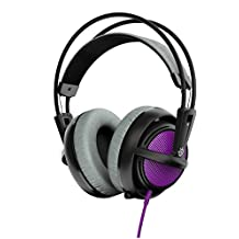 SteelSeries Siberia 200 Gaming Headset-Sakura Purple