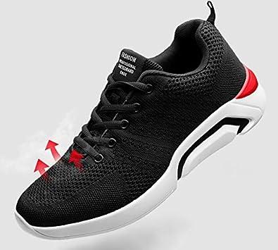 YZWD Zapatillas Spinning Hombre Zapatillas De Deporte Unisex Zapatillas De Deporte Zapatos De Hombre Transpirables De Superficie Neta Para Hombre Zapatos Casuales Para Correr 6.5 A: Amazon.es: Zapatos y complementos