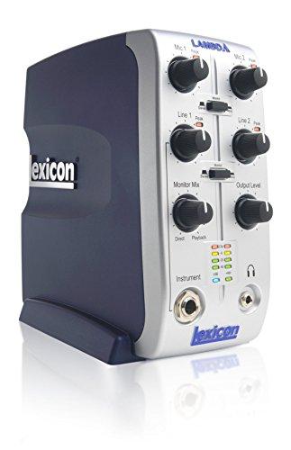 Lexicon Lambda Multi-Channel Desktop Recording (Multi Channel Recording)