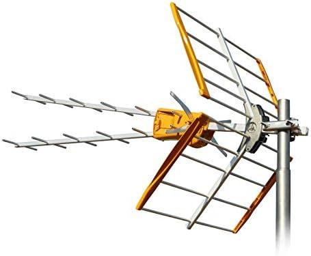 Antena TDT-UHF V Zenit Televes LTE 5G: Amazon.es ...