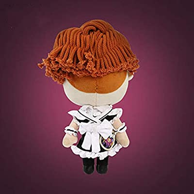 GSOU Snow Game Identity V Survivor Lucky Maid Plush Doll,11.8Inches: Arts, Crafts & Sewing