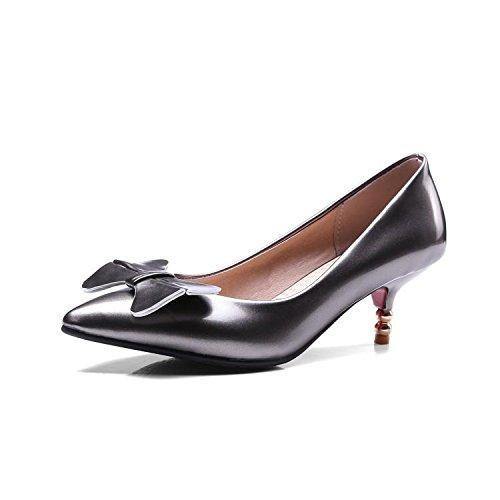 Le donne eleganti sandali Sexy Donna Sandali Primavera Estate Autunno scarpe Club Novità materiali personalizzati Abbigliamento Sportivo Stiletto Heel altri Nero Bianco Beige , nastro , us5 / EU35 / U