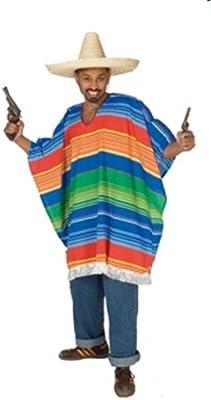 Rubies 1 4807 54 - Disfraz de mejicano para hombre: Amazon.es ...