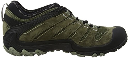 Vert de Dusty Homme Limit Randonnée Olive Stretch 7 Basses Chaussures Dusty Cham Olive Merrell SFwzqAx