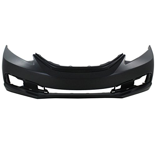 13 14 15 Civic Sedan Front Bumper Cover Assembly Primed HO1000290 - Cover Bumper Hybrid Front