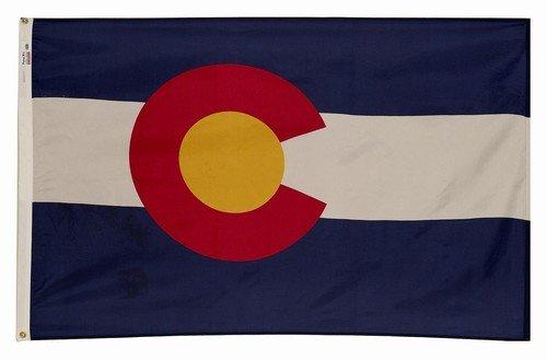 Colorado State Flags (4×6 Colorado) For Sale