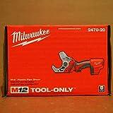 Milwaukee M12 12-Volt Cordless PVC Shear