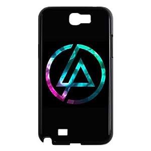 Samsung Galaxy Note 2 7100 Black Cell Phone Case Linkin Park TGKG597264