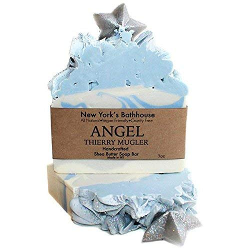 Angel Perfume Thierry Mugler Soap Bar Handmade All Natural Artisan Soap Perfect Gifts for her