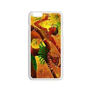 Creative Joyful Leaves Men High Quality Custom Protective Phone Case Cove For Iphone 6