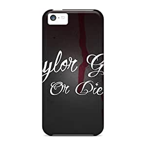 Hard Plastic Iphone 5c Case Back Cover,hot Taylor Gang Or Die Case At Perfect Diy