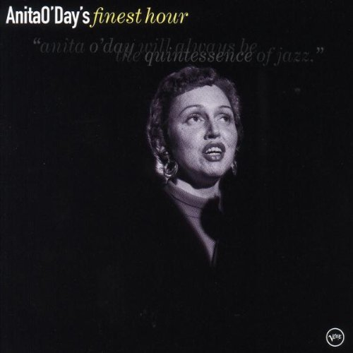 Anita O'Day's Finest Hour by Anita