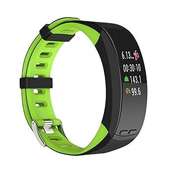 Smart Band P5 Activity Tracker Fitness Pulsómetro GPS ...