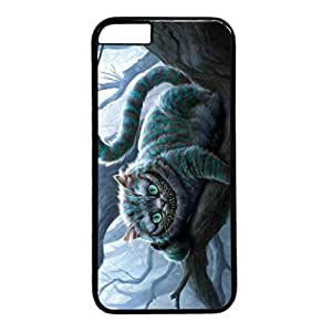 iCustomonline Case for iPhone 6 PC, Cheshire Cat Stylish Durable Case for iPhone 6 PC