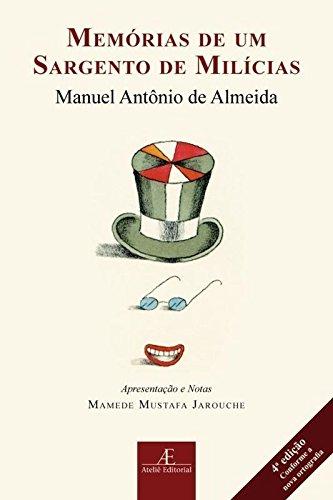 Memórias de um Sargento de Milícias - Almeida, Manuel Antonio de
