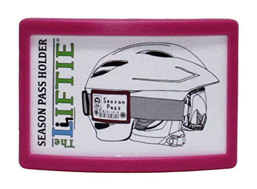 The Liftie Ski and Snowboard Season Pass Holder ()