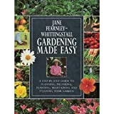 Gardening Made Easy, Jane Fearnley-Whittingstall and Random House Value Publishing Staff, 0517142821
