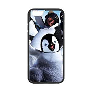 Happy-Feet iPhone 6 4.7 Inch Cell Phone Case Black