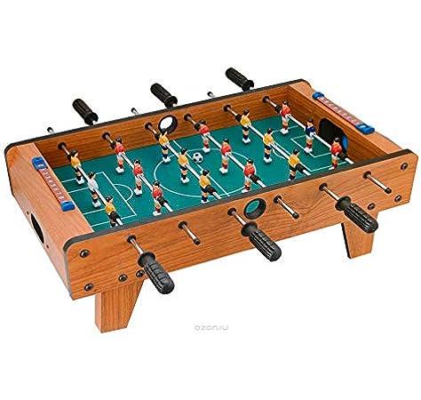 Tachan- Futbolín, Color marrón/Verde (CPA Toy Group 7322035): Amazon.es: Juguetes y juegos