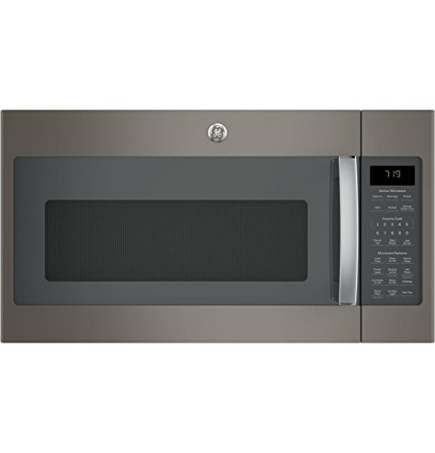 GE JVM7195EKES 30'' Over-the-Range Microwave Oven in Slate by GE
