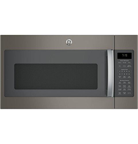 over the range microwave slate - 8