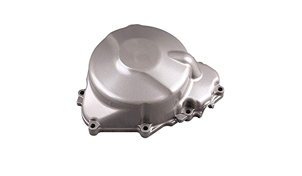 Mallofusa Motorcycle Engine Stator Cover Crank Case Protection Replacement Left Side Compatible for Honda CBR600 F4i 2001 2002 2003 2004 2005 2006