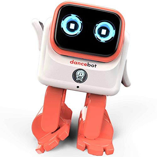 CHOVEIN Kids Toys Dancing Robot for Boys and Girls, Educational Dancing Robot - Dancing Kids Echeers Toys Robot