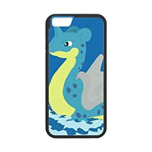 lapras pokemon iPhone 6 Plus 5.5 Inch Cell Phone Case Black DA03-229821