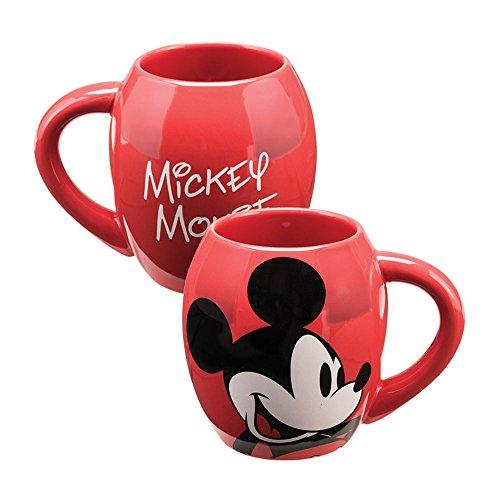 Disney Mickey Mouse 18 oz. Oval Ceramic Mug