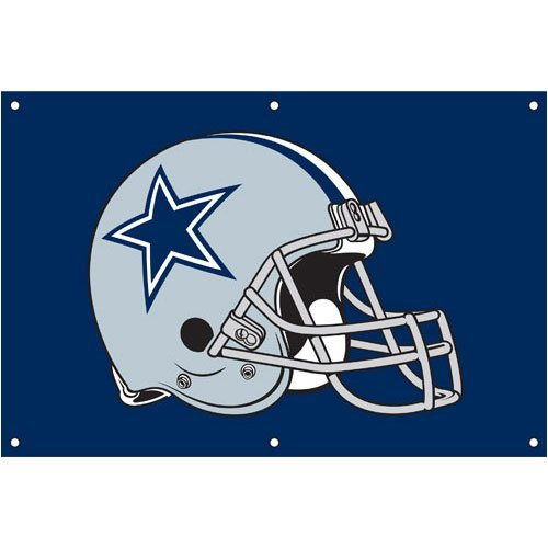 UPC 733947132113, NFL Dallas Cowboys 2-Foot x 3-Foot Team Banner