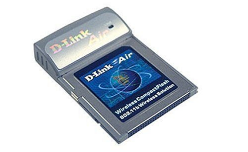 D-Link DCF-660w Wireless CompactFlash Adapter by D-Link (Image #1)