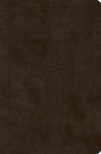 ESV Value Compact Bible (TruTone, Olive, Celtic Cross Design) (Celtic Esv Cross Bible)