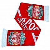 Liverpool FC YNWA Crest Scarf