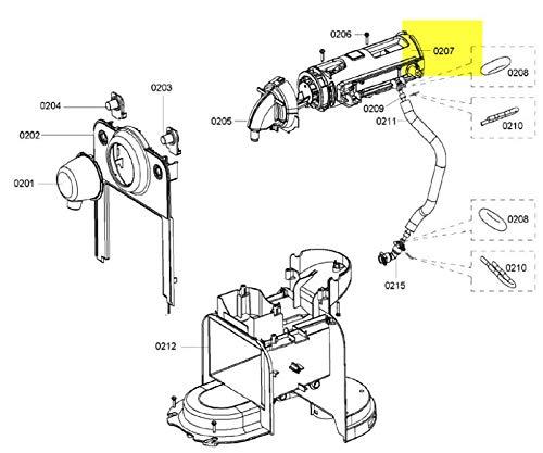 Banda de paso referencia: 00641957 para Bosch: Amazon.es: Grandes ...